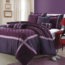 Quincy 8 Piece Comforter Set