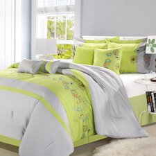 <strong>Chic Home</strong> Nori 8 Piece Comforter Set
