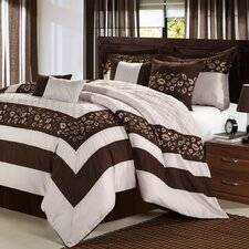 Tiger 12 Piece Comforter Set