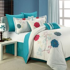 Ashley 8 Piece Comforter Set