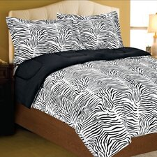 Micro Mink 3 Piece Twin Comforter Set
