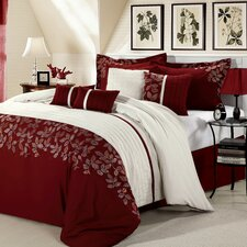 <strong>Chic Home</strong> Montana 8 Piece Comforter Set