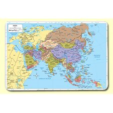 <strong>Painless Learning Placemats</strong> Asia Placemat