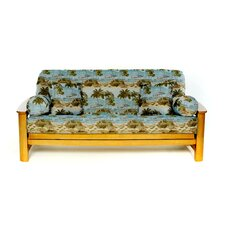 Beach Full Futon Cover