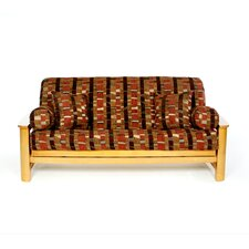 Boulder Full Futon Cover