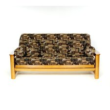 Trail Mix Futon Slipcover