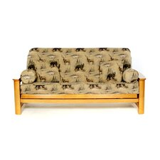Woodlands Futon Slipcover