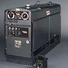 Generator Welder with 68.4 hp Perkins Diesel Engine