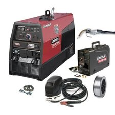 Ranger One-Pak 120 / 240V Engine Driven Multi-Process Welder 305A