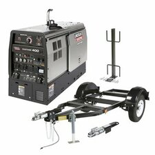 Vantage Ready-Pak 240V Engine Driven Multi-Process Welder 500A