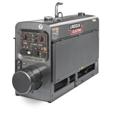 Classic Perkins 30V Engine Driven Arc Welder 350A with Wire Feed Module