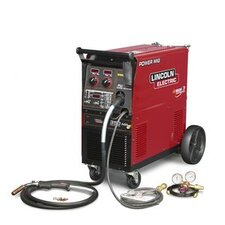 Power 350MP Push Model 230V MIG Welder 350A