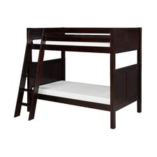 <strong>Camaflexi</strong> Twin Standard Bunk Bed with Angle Ladder
