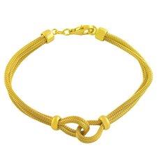 Knotted Mesh Bracelet
