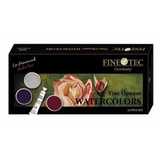 <strong>Finetec</strong> Watercolor Paint (Set of 24)