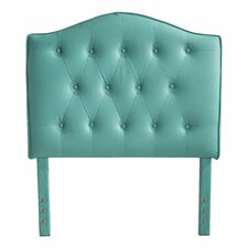 Classic Twin Upholstered Headboard