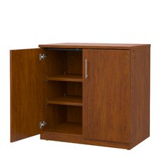 "Mobile CaseGoods 36"" Storage Cabinet"