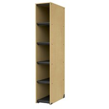 "Band-Stor 14.375"" 5 Compartment Instrument Storage Cabinet"