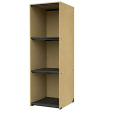 "Band-Stor 27.75"" 3 Compartment Instrument Storage Cabinet"