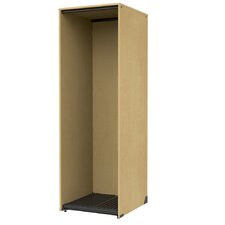 "Band-Stor 27.75"" 1 Compartment Instrument Storage Cabinet"