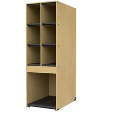 "Band-Stor 27.5"" Compartment Instrument Storage Cabinet"