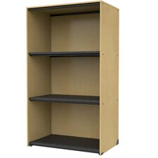 "Band-Stor 48"" 3 Compartment Instrument Storage Cabinet"