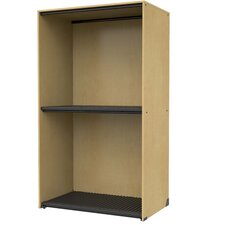 "Band-Stor 48"" 2 Compartment Instrument Storage Cabinet"