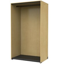 <strong>Marco Group Inc.</strong> Band-Stor Uniform Storage Cabinet with 1 Hanging Rod