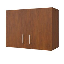 <strong>Marco Group Inc.</strong> Mobile CaseGoods Wall Cabinet Locking Doors with 1 Adjustable Shelf