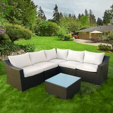 6 Piece Seating Group with Cushion