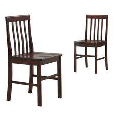 <strong>Home Loft Concept</strong> Princeton Side Chair (Set of 2)
