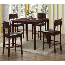 Stanley 5 Piece Dining Set