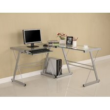 3-Piece Contemporary Computer Desk