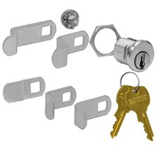 Universal Lock for 4B+ Horizontal and Vertical Mailbox Door