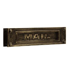 Deluxe Mail Slot