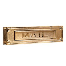 <strong>Salsbury Industries</strong> Deluxe Mail Slot