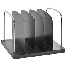 TrioTM 5 Pocket Vertical Desk Tray