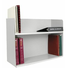 2 Tier Book Rack