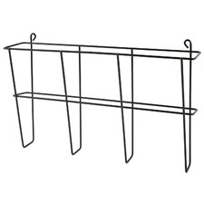 Wire Ware 1 Pocket Letter Size Literature Rack