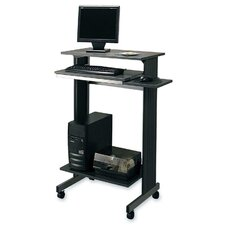"<strong>Buddy Products</strong> Stand-Up Workstation, 29-1/2""x19-5/8""x44-1/4"", CCL/SR"