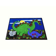 <strong>Kids World Rugs</strong> Dino Land Kids Rug