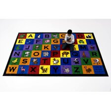 Charlie and Friends Kids Rug