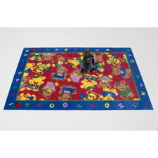 Love Bear Kids Rug