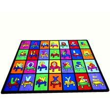 My ABC Place Kids Rug