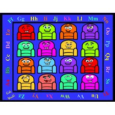 <strong>Kids World Rugs</strong> Silly Seats Kids Rug
