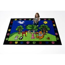 Share Bear Kids Rug