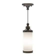 Bridgeport 1 Light Mini Pendant