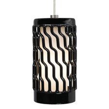 Liza Grande 1-Circuit 1 Light Mini Pendant