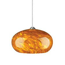 Meteor Frit 1 Light Kable Lite Pendant