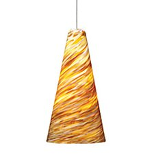 Mini Taza 1 Light Freejack Pendant